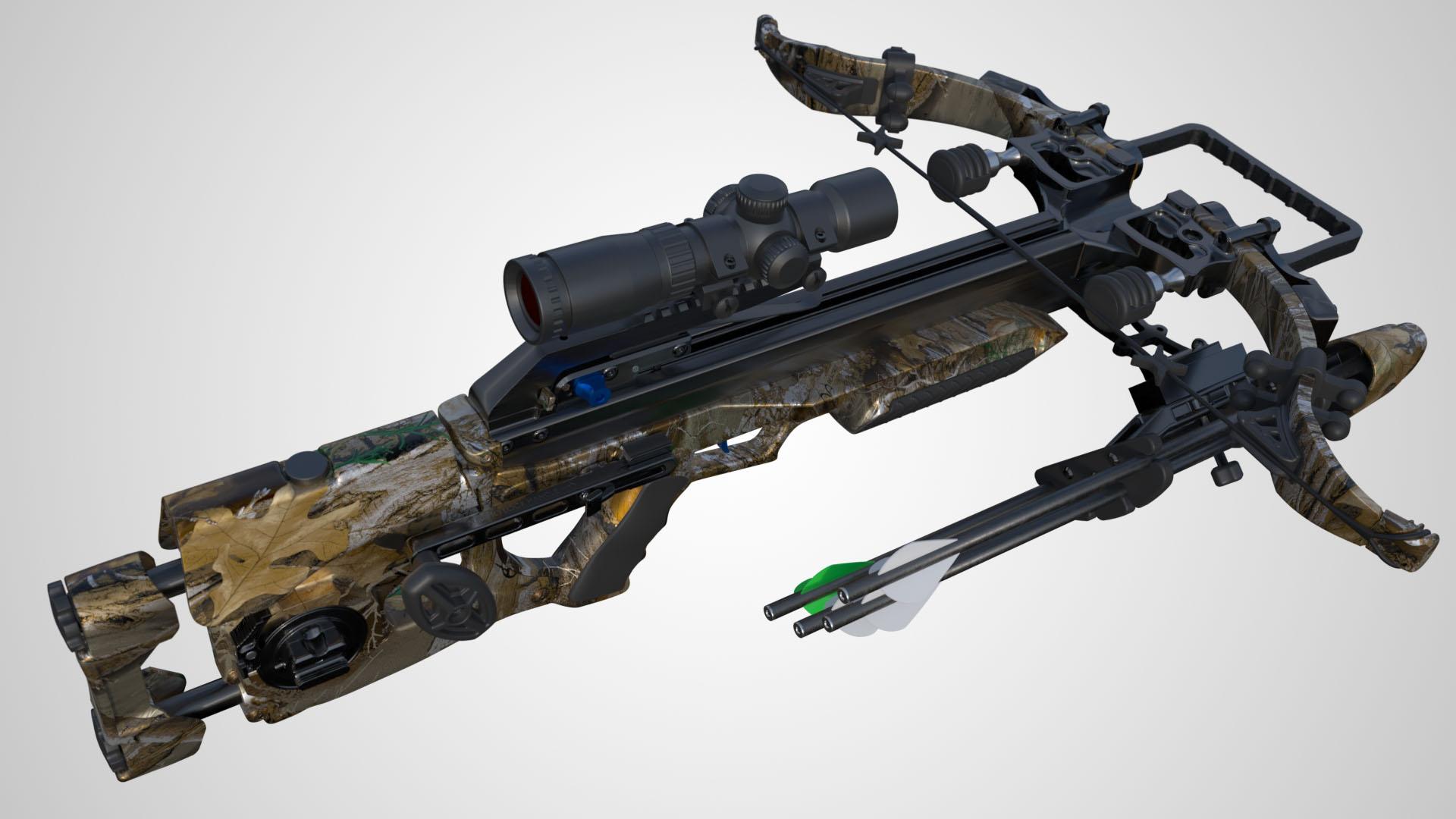 Assassin 420 TD Excalibur Crossbow | Brandon Hix